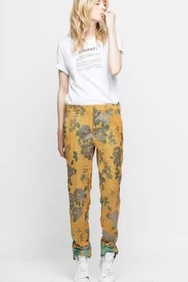 Zadig & Voltaire Pist Velvet Pants