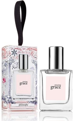 Philosophy 'Amazing Grace' Eau De Toilette Ornament (Limited Edition) $18 thestylecure.com