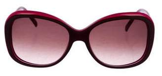 Givenchy Oversize Gradient Sunglasses