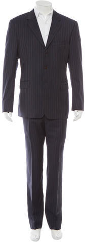 Paul SmithPaul Smith Striped Two-Piece Suit