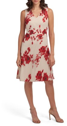 Women's Eci Embroidered Fit & Flare Dress $98 thestylecure.com