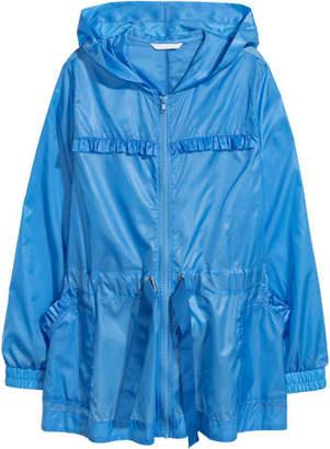 H&M Flared Jacket - Blue