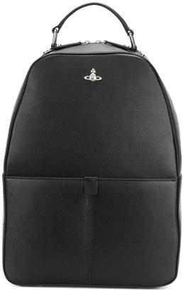 Vivienne Westwood rectangular shape backpack