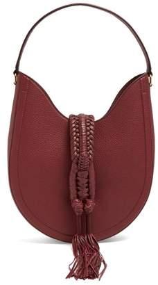 Altuzarra - Ghianda Small Leather Shoulder Bag - Womens - Burgundy
