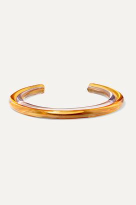 Dries Van Noten Set Of Two Perspex Necklaces