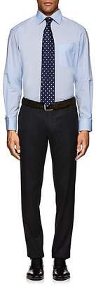 Eton MEN'S MICRO-HOUNDSTOOTH COTTON DRESS SHIRT