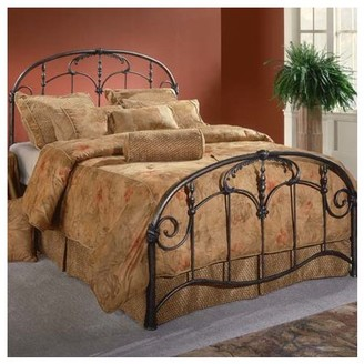 Hillsdale Furniture Jacqueline Queen Bed with Bedframe