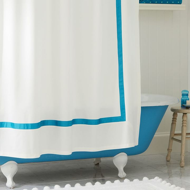 Suite Ribbon Shower Curtain