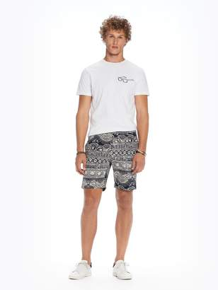 Scotch & Soda Classic Pleated Shorts Medium length