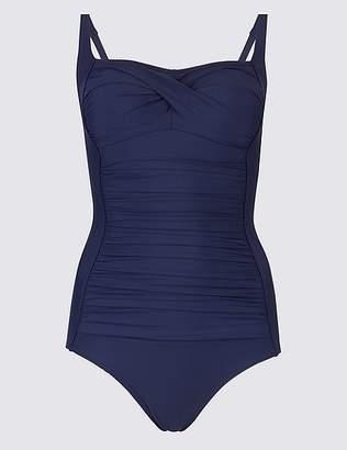 Marks and Spencer Secret SlimmingTM Square Neck Swimsuit