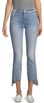 7 For All Mankind Roxanne Ankle Cigarette Jeans