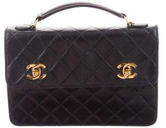 Chanel Small Briefcase Bag