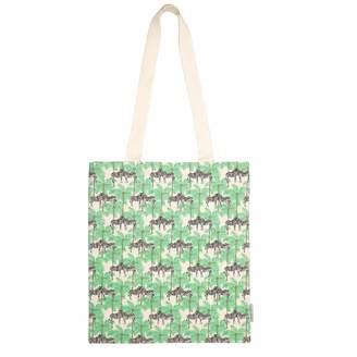 Fenella Smith - Zebra & Palm Tote Bag