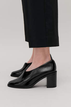 Cos CHUNKY LEATHER HEELS