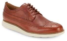 Cole Haan Original Grand Wingtip-Toe Oxfords
