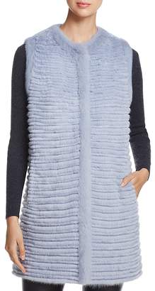 Maximilian Furs Sheared Fur Vest - 100% Exclusive