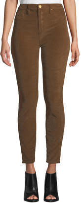Blank NYC High-Rise Skinny Corduroy Pants