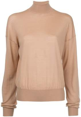 MS MIN roll-neck jumper