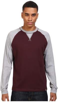 The North Face Long Sleeve Copperwood Crew Men's Clothing
