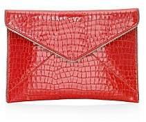 Rebecca Minkoff Women's Leo Leather Envelope Clutch