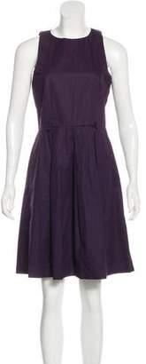 Theory Knee-Length A-Line Dress
