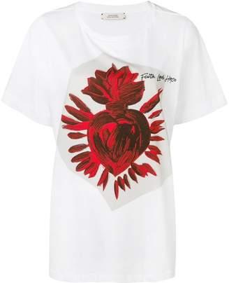 Schumacher Dorothee Flaming Heart T-shirt