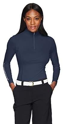 Skechers Women's UPF 50 Long Sleeve 1/4 Zip Pullover