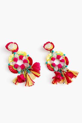 Ranjana Khan Rosa Earrings