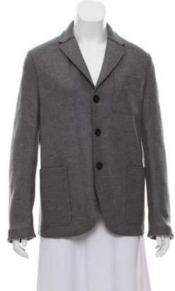 Harris Wharf London Virgin Wool Jacket