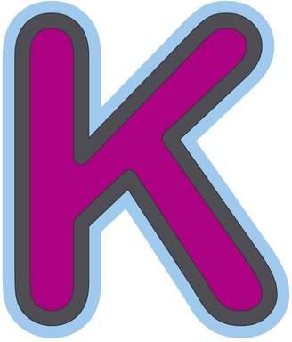 Bebemon Capital Letter K (Violet)