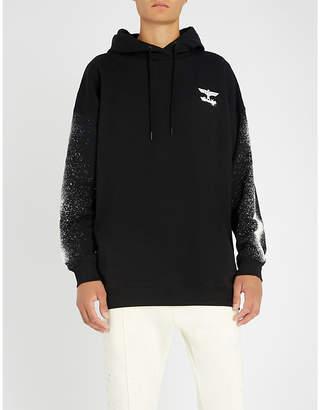 Boy London Fake cotton-jersey hoody