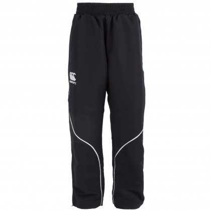 Canterbury of New Zealand Black Club jogging pants
