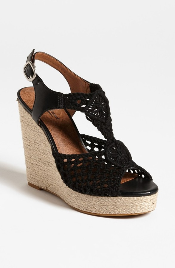 Lucky Brand 'Rilo' Wedge Sandal