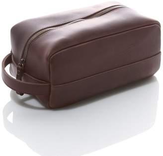 L.L. Bean L.L.Bean Signature Leather Dopp Kit
