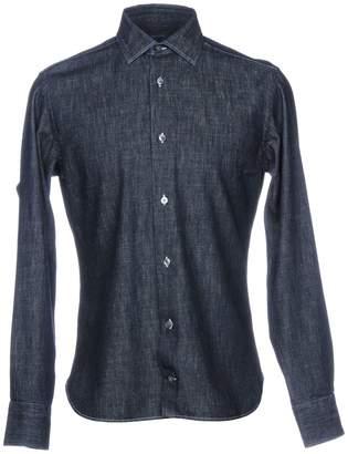 Scaglione CITY Denim shirts