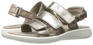 Ecco Soft 5 3-Strap Sandal Women's Sandals