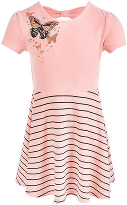 Epic Threads Toddler Girls Bow-Back Dress, Created for Macy's