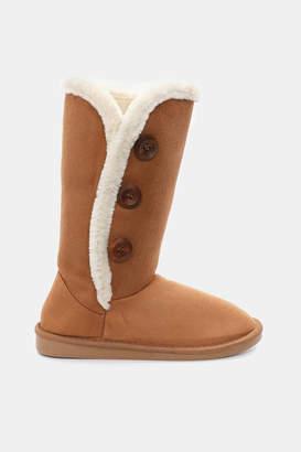 Ardene Mid-Calf Moccasin Boots