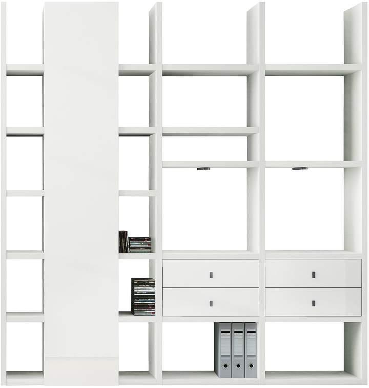 Fredriks EEK A+, XL Regalwand Emporior VII