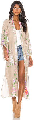 Spell & The Gypsy Collective Waterfall Maxi Robe