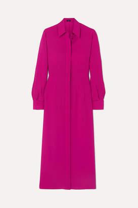 Joseph Turner Ribbed Silk Dress - Pink
