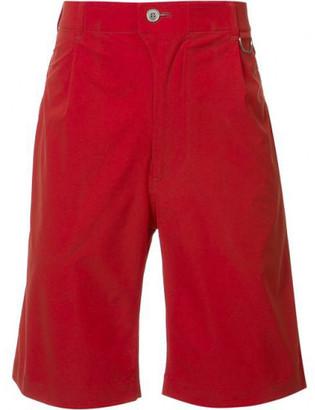 Julien David woven shorts $390 thestylecure.com