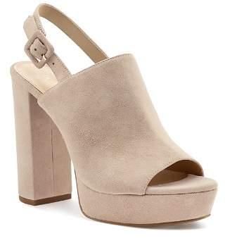 Botkier Women's Jolene Suede Block Heel Platform Sandals