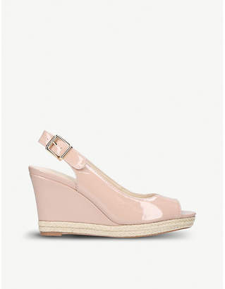 Nine West Dionne wedge heel sandals