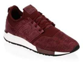 New Balance 247 Suede Sneakers