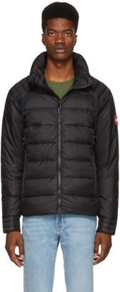 Canada Goose Black Hybridge Base Coat