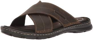 Rockport Men's Darwyn Xband Slide Sandal