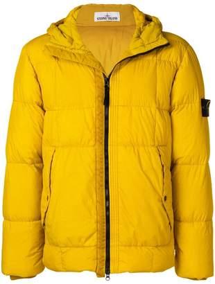 Stone Island padded zip jacket