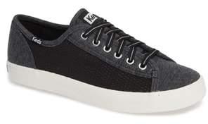 Keds R) Kickstart Mesh & Jersey Sneaker