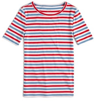 Women's J.crew New Perfect Fit T-Shirt 2